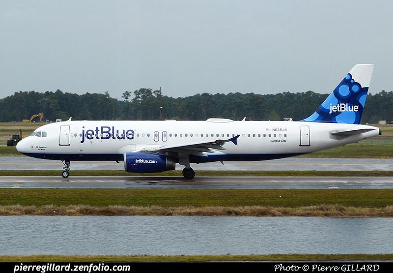 Pierre GILLARD: JetBlue Airways &emdash; 2016-510551