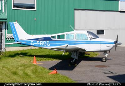 Pierre GILLARD: Private Aircraft - Avions privés : Canada &emdash; 2015-603556