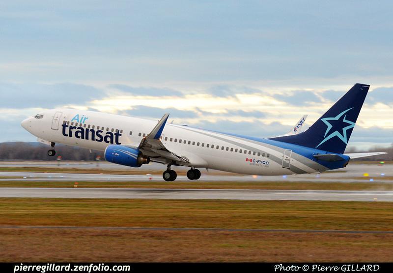 Pierre GILLARD: Air Transat &emdash; 2015-414970
