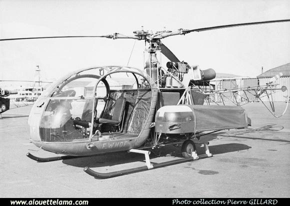 Pierre GILLARD: Demonstration Aircraft - Appareils de démonstration &emdash; 008567