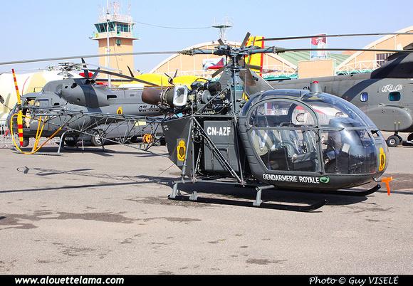 Pierre GILLARD: Morocco - Gendarmerie Royale &emdash; 008945