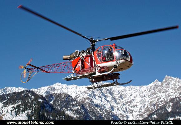 Pierre GILLARD: India - Himalayan Heli Services &emdash; 005315