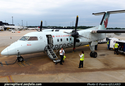 Pierre GILLARD: Air Canada Express &emdash; 2015-603664