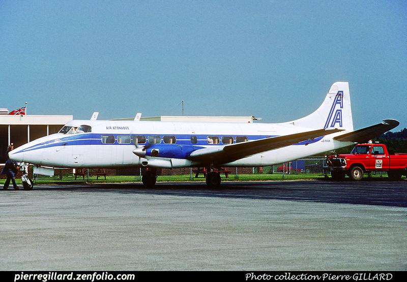 Pierre GILLARD: Air Atonabee &emdash; 005116