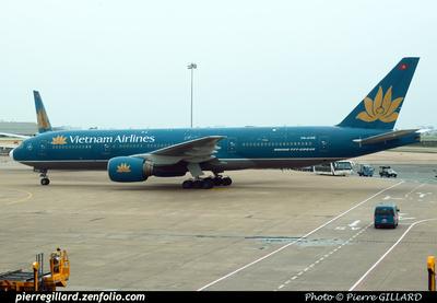 Pierre GILLARD: Vietnam Airlines &emdash; 2014-501364