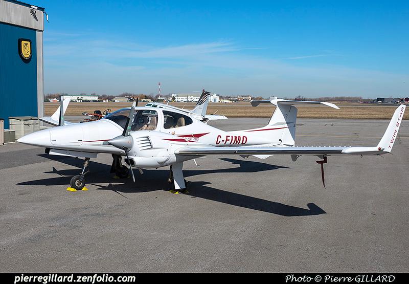 Pierre GILLARD: Private Aircraft - Avions privés : Canada &emdash; 2016-607406