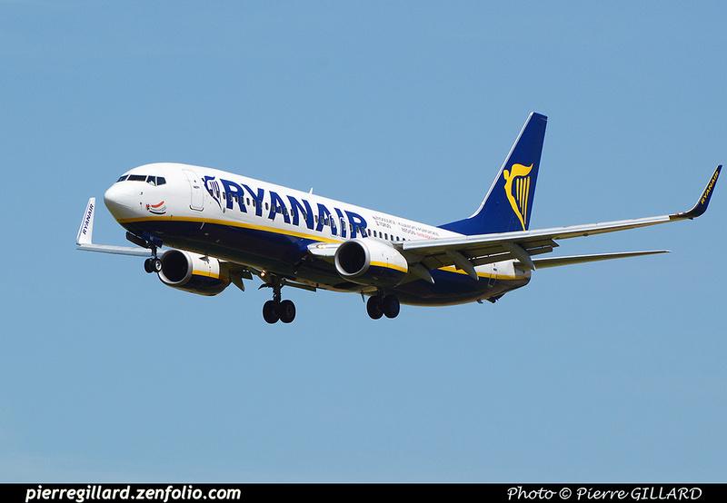 Pierre GILLARD: Ryanair &emdash; 2016-511960