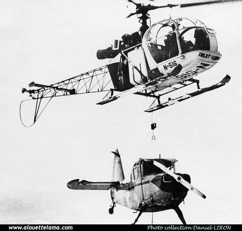 Pierre GILLARD: U.S.A. - Inlet Airways &emdash; 001528