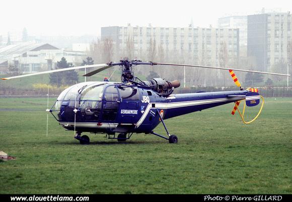 Pierre GILLARD: France - Gendarmerie Nationale &emdash; 005142