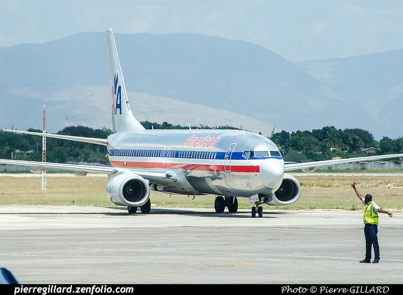 Pierre GILLARD: American Airlines & American Eagle &emdash; 2017-702196