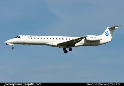 Pierre GILLARD: Brussels Airlines &emdash; G-RJXI-2014-320083