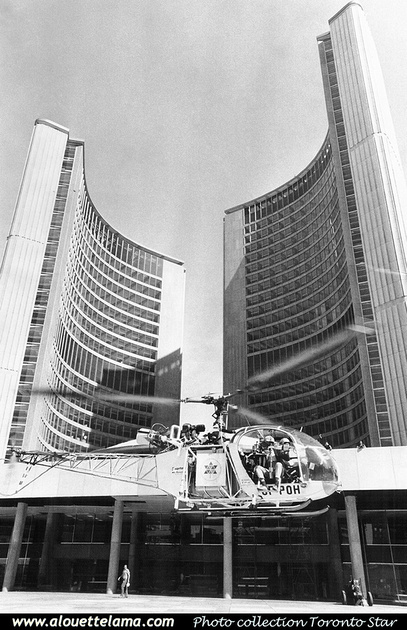 Pierre GILLARD: Canada - Spartan Air Services &emdash; 008372