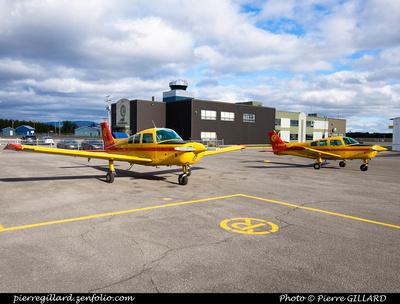 Pierre GILLARD: Canada - Centre québécois de formation aéronautique &emdash; 2012-304098