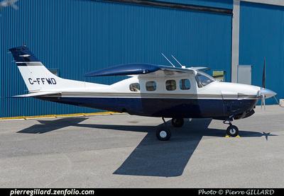 Pierre GILLARD: Private Aircraft - Avions privés : Canada &emdash; 2015-602514