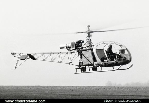 Pierre GILLARD: Prototypes : SE-3130 Alouette II &emdash; 01-001948