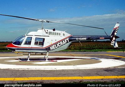 Pierre GILLARD: Canada - Helicraft &emdash; 005935