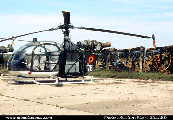 Pierre GILLARD: Romania - Air Force - Forţele Aeriene Române &emdash; 005175