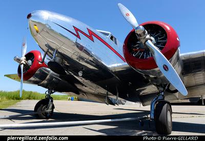 Pierre GILLARD: Lockheed L.12 &emdash; 2014-402998