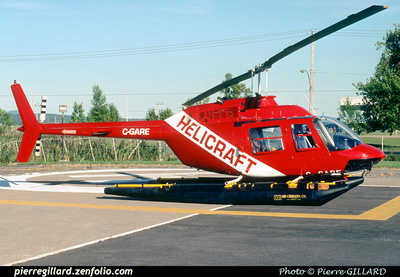 Pierre GILLARD: Canada - Helicraft &emdash; 005938