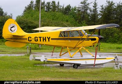 Pierre GILLARD: Private Aircraft - Avions privés : Canada &emdash; 2015-412739