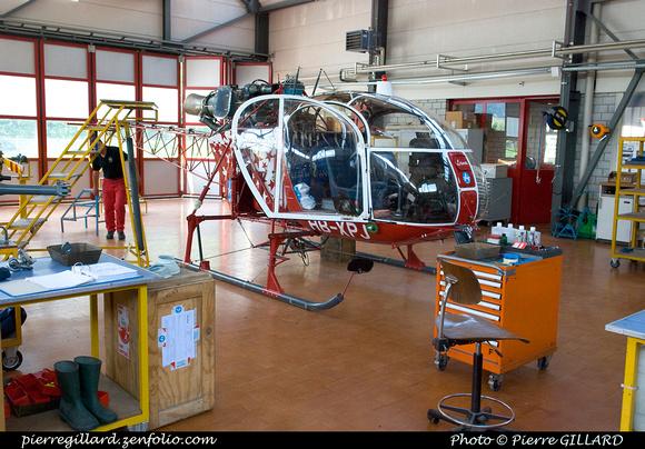 Pierre GILLARD: Air Zermatt - Raron &emdash; 2011-23744