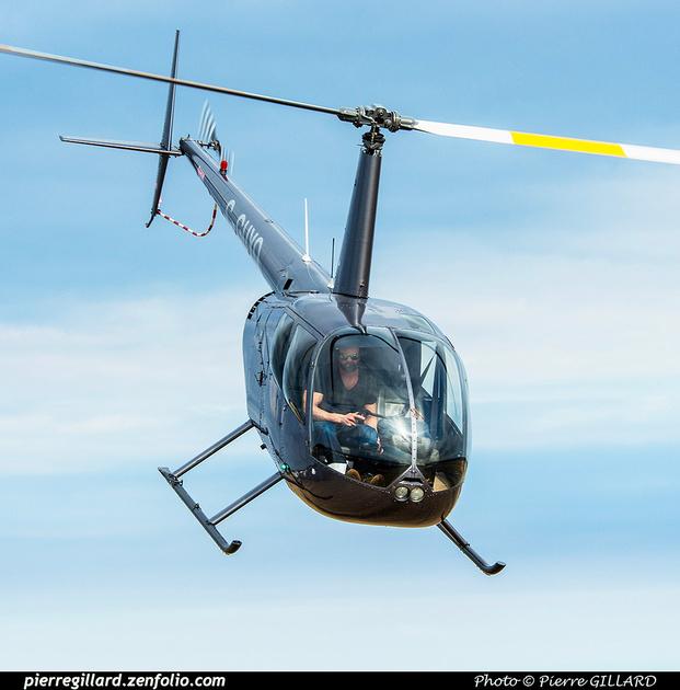 Pierre GILLARD: Canada - Robinson R44 C-GUYQ &emdash; 2017-420143