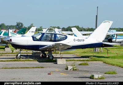Pierre GILLARD: Private Aircraft - Avions privés : Canada &emdash; 2015-412808