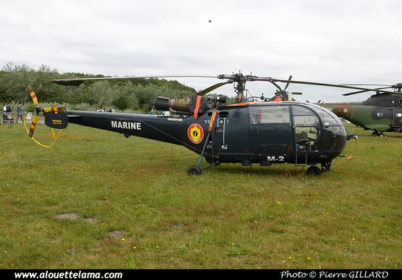 Pierre GILLARD: Alouette III &emdash; 003965