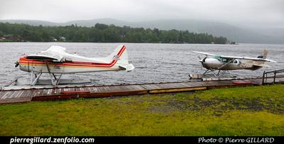 Pierre GILLARD: Aviation 2000 (La Tuque) &emdash; 2015-603502