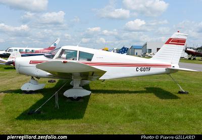 Pierre GILLARD: Private Aircraft - Avions privés : Canada &emdash; 2015-603618