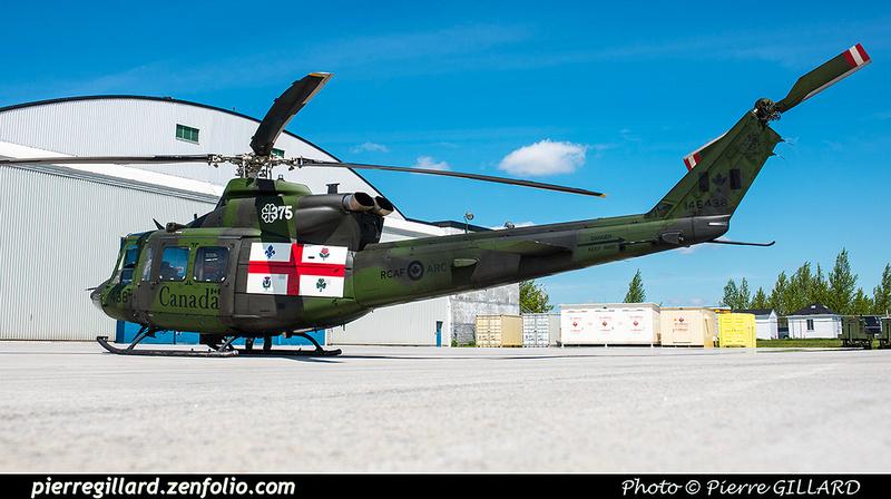 Pierre GILLARD: Canada - 438 Squadron - Escadron 438 &emdash; 2017-611041