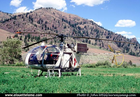Pierre GILLARD: U.S.A. - Aris Helicopters &emdash; 004980