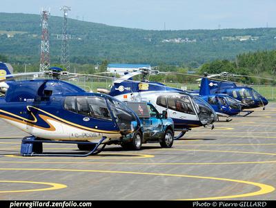 Pierre GILLARD: Canada - Capitale Hélicoptère &emdash; 2015-410871