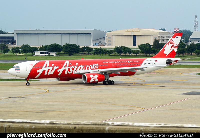 Pierre GILLARD: Air Asia &emdash; 2016-516156