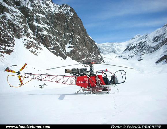 Pierre GILLARD: India - Himalayan Heli Services &emdash; 001169