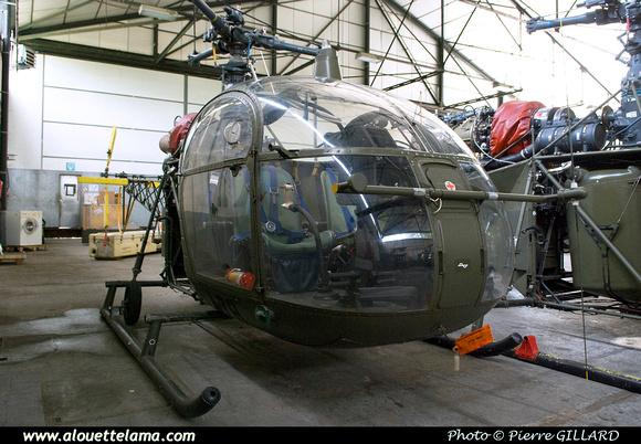 Pierre GILLARD: Aéronefs : Alouette II Astazou &emdash; A78-003672