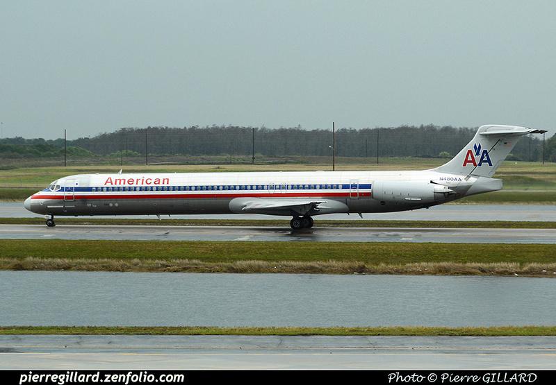 Pierre GILLARD: American Airlines & American Eagle &emdash; 2016-510536