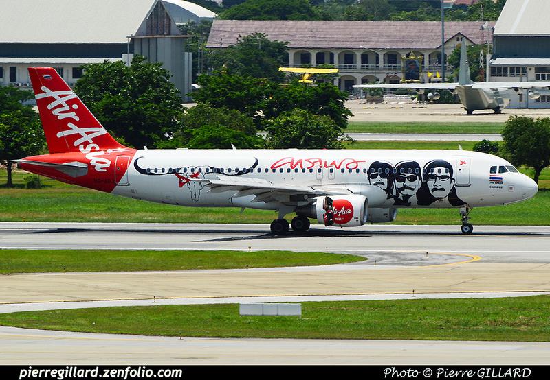 Pierre GILLARD: Air Asia &emdash; 2016-513554