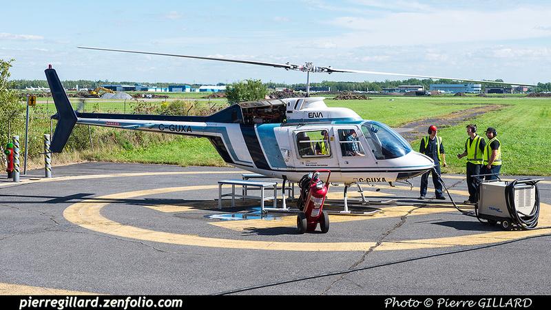 Pierre GILLARD: C-GUXA Bell 206B Jet Ranger II &emdash; 2016-609887