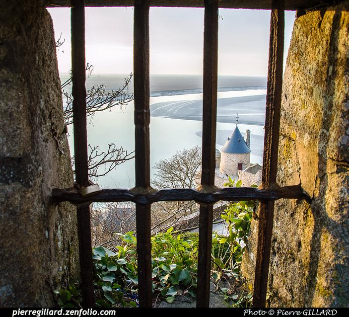 Pierre GILLARD: Mont-Saint-Michel &emdash; 2017-519061