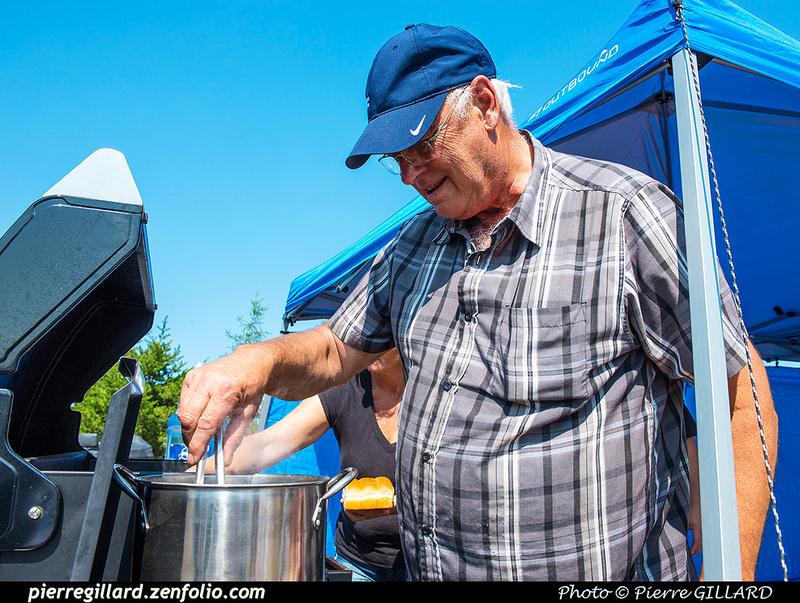 Pierre GILLARD: 2016-09-03 et 04 - RVA camping improvisé à Casey &emdash; 2016-609357