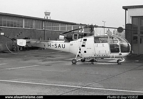 Pierre GILLARD: Netherlands - Schreiner Airways &emdash; 008948