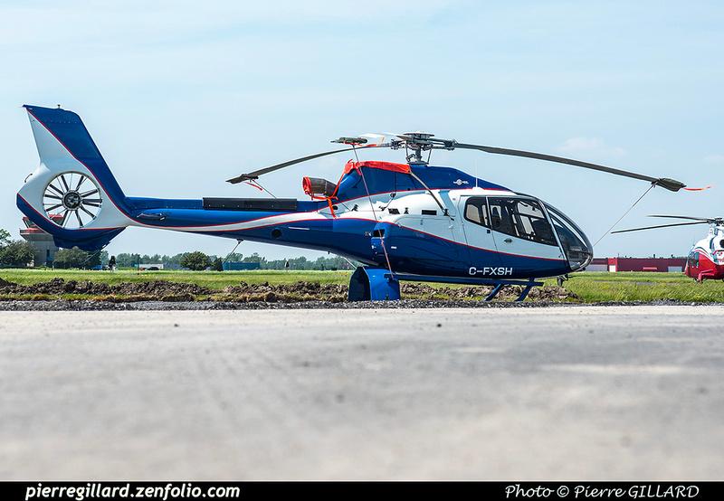 Pierre GILLARD: Canada - Capitale Hélicoptère &emdash; 2017-611524