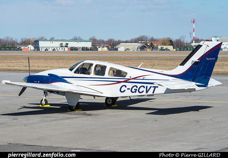 Pierre GILLARD: Private Aircraft - Avions privés : Canada &emdash; 2016-415588