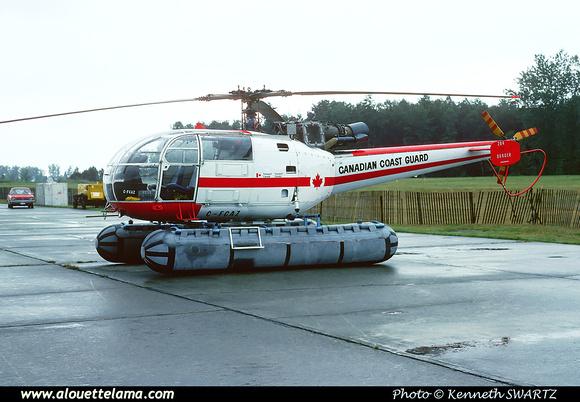 Pierre GILLARD: Canada - Coast Guard - Garde côtière &emdash; 001520