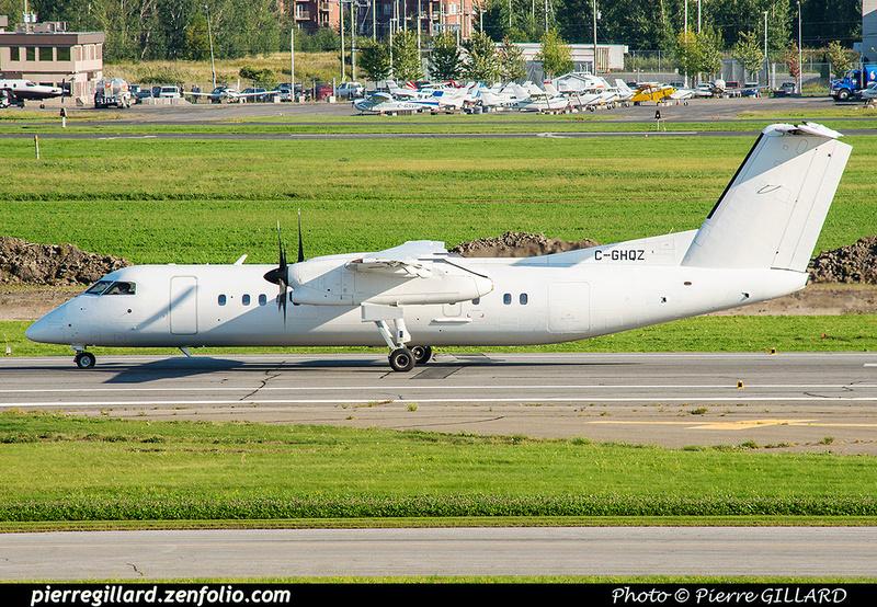 Pierre GILLARD: Voyageur Airways &emdash; 2016-418927