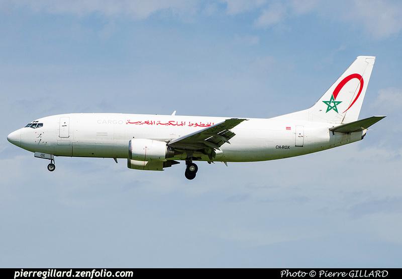 Pierre GILLARD: Royal Air Maroc - الخطوط الملكية المغربية &emdash; 2016-701869