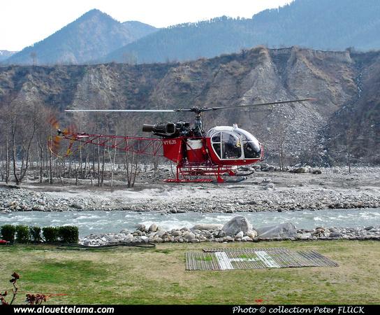 Pierre GILLARD: India - Himalayan Heli Services &emdash; 005317