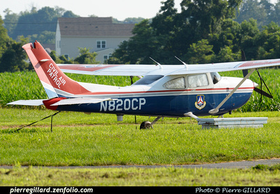 Pierre GILLARD: Civil Air Patrol &emdash; 2015-413057