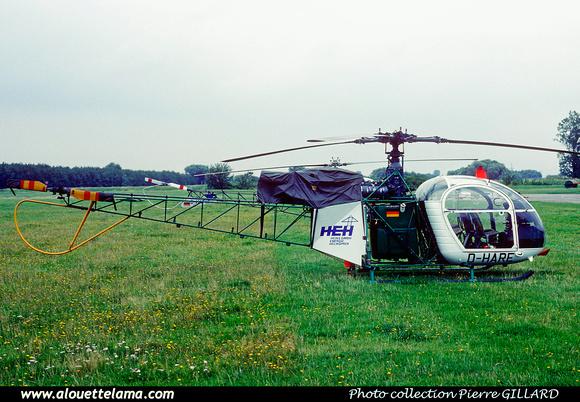 Pierre GILLARD: Germany - HEH - Heins Energie Helikopter &emdash; 006553